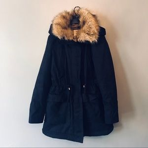 ZARA Oversized Winter Jacket
